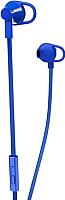 Наушники-гарнитура HP Earbuds Blue Headset 150 (X7B05AA) -