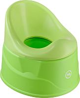 Детский горшок Happy Baby Comfy 34019 (зеленый) -