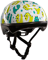 Защитный шлем Happy Baby Stonehead 50003 (белый) -