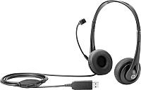 Наушники-гарнитура HP Stereo USB (T1A67AA) -