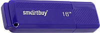 Usb flash накопитель SmartBuy 16GB Dock Blue (SB16GBDK-B) -