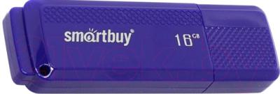 Usb flash накопитель SmartBuy 16GB Dock Blue (SB16GBDK-B)