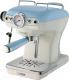 Кофеварка эспрессо Ariete 1389 Vintage (голубой) -