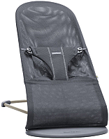 Детский шезлонг BabyBjorn Bliss Mesh Anthracite 0060.13 -