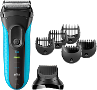 Электробритва Braun Series 3 Shave&Style 3010BT Wet&Dry (81547159) -