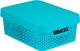 Ящик для хранения Curver Infinity 04753-X34-00 / 229166 (синий) -