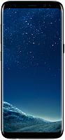 Смартфон Samsung Galaxy S8+ Dual 64GB / G955FD (черный бриллиант) -