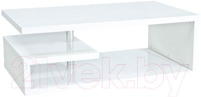 Журнальный столик Signal Tierra (белый)
