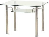 Обеденный стол Halmar Erwin (бесцветный) -