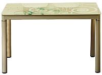 Обеденный стол Signal Damar 80x60 (кремовый) -