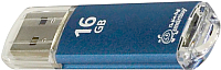 Usb flash накопитель SmartBuy V-Cut Series Blue 16Gb (SB16GBVC-B) -