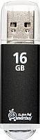 Usb flash накопитель SmartBuy V-Cut Series Black 16Gb (SB16GBVC-K) -