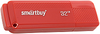 Usb flash накопитель SmartBuy Dock Red 32Gb (SB32GBDK-R) -