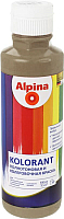 Колеровочная краска Alpina Kolorant Umbra (500мл, умбра) -