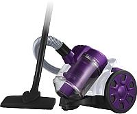 Пылесос Home Element HE-VC1801 (черный/фиолетовый) -
