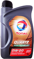 Моторное масло Total Quartz 9000 Future 0W20 / 193627 (1л) -