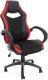 Кресло офисное Calviano Lucaro 203166 (черно-красный) -
