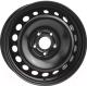 Штампованный диск Arrivo AR114 16x6 5x114.3мм DIA 60.1мм ET 50мм Black -