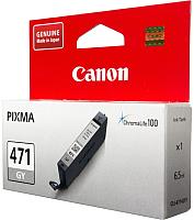Картридж Canon CLI-471GY (0404C001AA) -