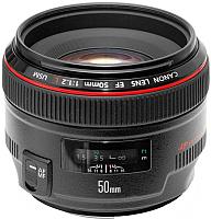 Объектив Canon EF 50mm f/1.2L USM (1257B005AA) -