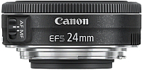 Объектив Canon EF-S 24mm f/2.8 STM (9522B005AA) -