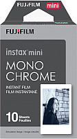 Пленка Fujifilm Instax Mini Monochrome (10шт) -