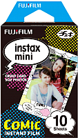Пленка Fujifilm Instax Mini Comic (10шт) -