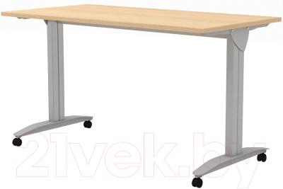 Письменный стол Pro-Trade ТН314 ПК+ТН314К-22 (дуб феррара)