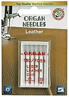 Иглы для швейной машины Organ 5/90-100 (для кожи) -