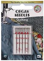 Иглы для швейной машины Organ 5/75-90 (для квилтинга) -