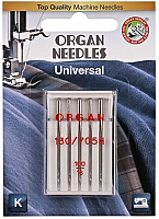 Набор игл универсальных Organ 5/100 -