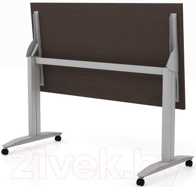 Письменный стол Pro-Trade ТН312 ПК+ТН312К-22К (венге)