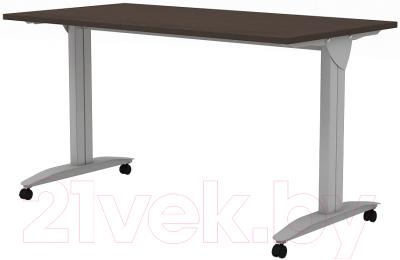 Письменный стол Pro-Trade ТН314 ПК+ТН314К-22К (венге)