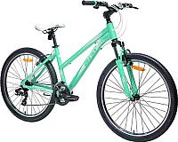 Велосипед Aist Rosy 1.0 2017 (16, зеленый) -