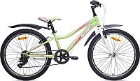 Велосипед Aist Rosy Junior 1.0 2017 (зеленый) -