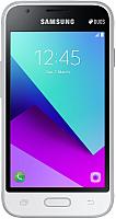 Смартфон Samsung J1 Mini Prime 2016 / J106F (белый) -