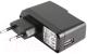 Сетевое зарядное устройство Gembird MP3A-UC-AC1 (черный) -