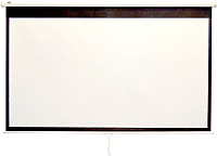 Проекционный экран Classic Solution Norma 210x124 (W 203x114/9 MW-S0/W) -