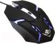 Мышь Nakatomi MOG-03U (черный) -