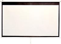 Проекционный экран Classic Solution Norma 251x240 (W 243x137/9 MW-M4/W ED) -