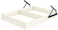 Ящик под кровать Мебель-Неман Марсель 126-07 (крем/дуб кантри) -