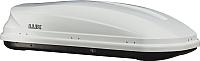 Автобокс Lux Flagman 370L 844123 (белый глянец) -