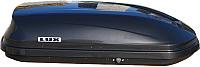 Автобокс Lux Viking 460L 844147 (черный металлик) -