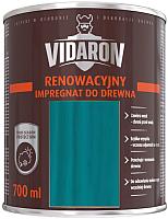 Пропитка для дерева Vidaron Impregnant R12 восстанавливающая (0.7л, лазурь) -