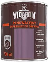 Пропитка для дерева Vidaron Impregnant R14 восстанавливающая (0.7л, лаванда) -