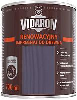 Пропитка для дерева Vidaron Impregnant R15 восстанавливающая (0.7л, фиолетовый) -
