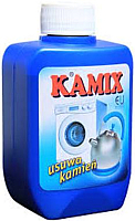 Средство от накипи для стиральных машин Kamix Концентрат (125мл) -