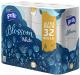 Туалетная бумага Grite Blossom (трехслойная белая, 32рул) -