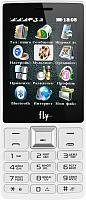 Мобильный телефон Fly TS112 (белый) -