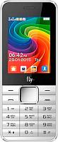 Мобильный телефон Fly FF246 (белый) -